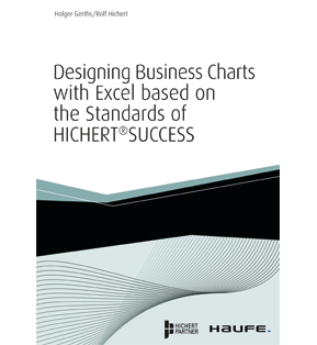 Designing Business Charts with Excel based on the standards of HICHERT®SUCCESS
