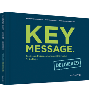 Key Message. Delivered - Business-Präsentationen mit Struktur