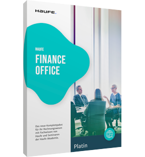Haufe Finance Office Platin